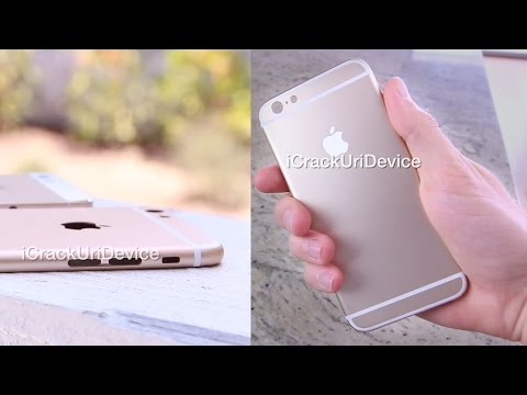 iPhone 6 Leaked: The Truth About Glowing Apple Logo Notifications & How Thin Is The iPhone 6?