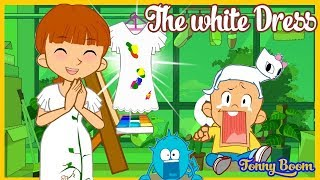 Tonny Boom | The White Dress | Early Childhood Education | Homeschool
