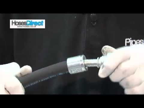 How to Make a Hydraulic Hose