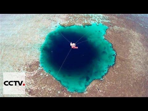 ¿Qué se sabe del mayor agujero submarino del mundo?