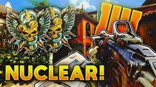 MY FIRST NUKE IN BLACK OPS 4! (Full Gameplay)