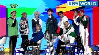 SF9 - MAMMA MIA [Music Bank / 2018.03.09]