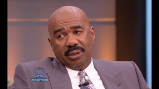 Put Me On Steve: The Woman That Made Steve Cry || STEVE HARVEY