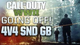 GOING OFF! (CoD WW2 SnD GB w/ OpTic MiDNiTE)
