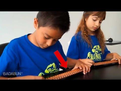 Los niños calculadora. México ganó campeonato mundial