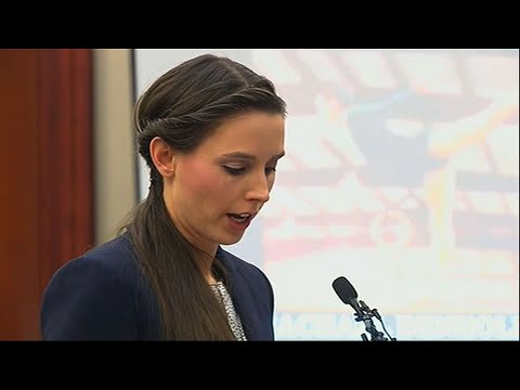 Last Nassar Abuse Survivor Speaks at Hearing