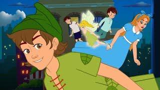 Download Lagu Peter Pan cerita anak anak animasi kartun Gratis STAFABAND