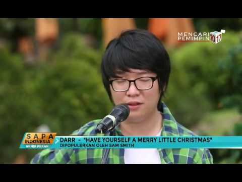 download lagu DARR - Have Yourself A Merry Little Christmas gratis