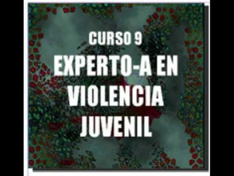 Curso Experto en Violencia Juvenil a distancia