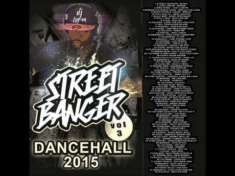 DJ LOGON DANCEHALL MIX 2015