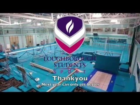 Loughborough Students Gymnastics 2015-2016