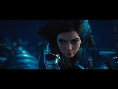 【艾莉塔:戰鬥天使】亞洲版全新官方預告