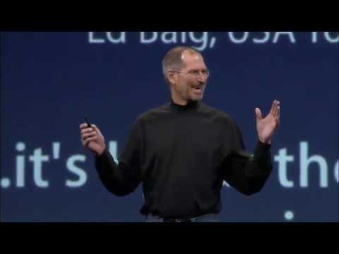Macworld San Francisco 2008 Keynote Address (MacBook Air & iTunes Move Rentals) by Steve Jobs