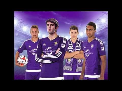 Orlando City Soccer unveils MLS jersey