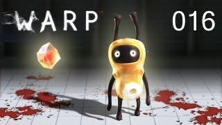 Let's Play Warp #016 - Minenterror und Leuchteier [720p] [deutsch]
