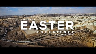 Join us LIVE for our Global Easter Broadcast from Israel! HE IS RISEN!