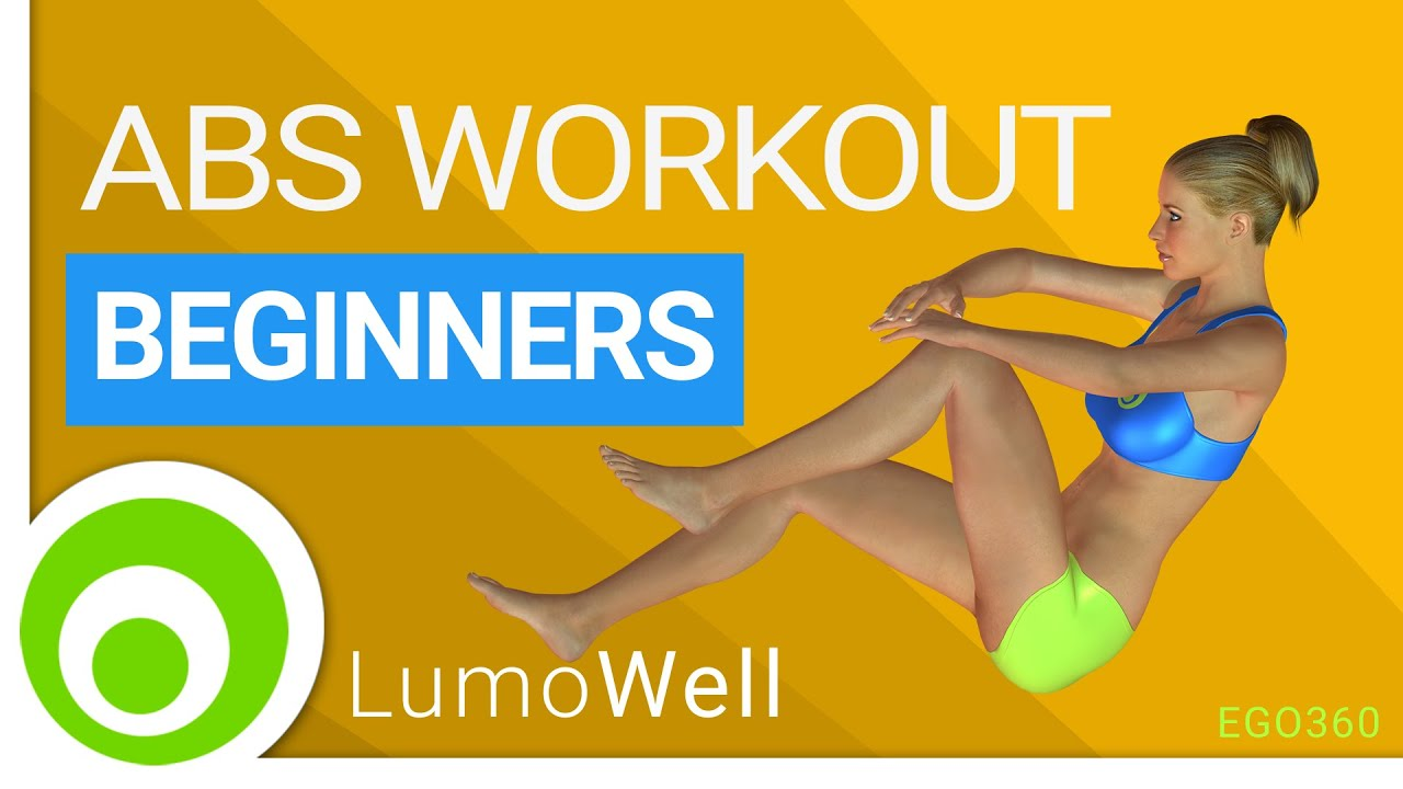 Abdominal Workout Beginners Easy ab Workout For Beginner