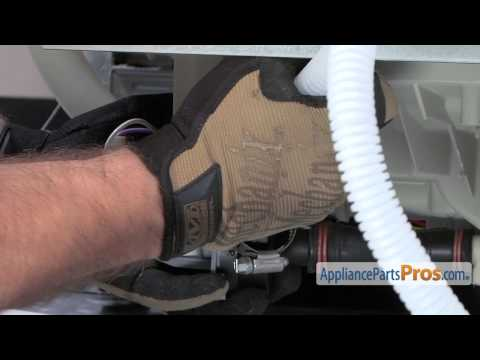 Dishwasher Drain Hose (part #807117001) - How To Replace