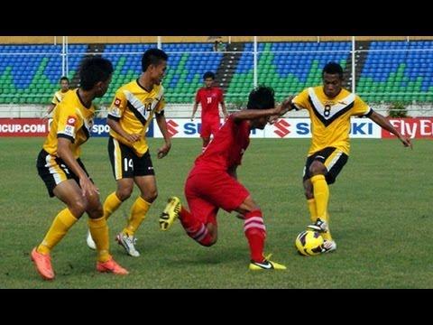 FULL MATCH: Cambodia vs Brunei - AFF Suzuki Cup 2012 (Qualifying Round)