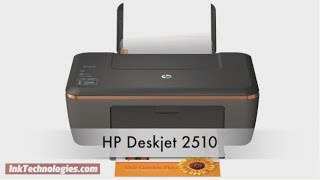 HP Deskjet 2510 Instructional Video