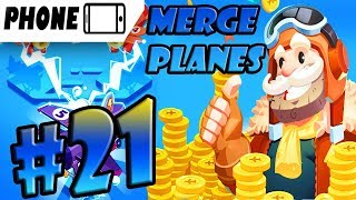 Merge Plane ✈️ [Part 21] (no commentary/Phone Game)