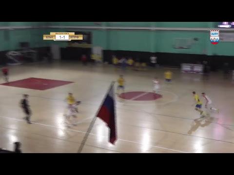 Высшая лига. Финал. БЛиК (Нефтеюганск) - КПРФ-2 (Москва). Первый матч