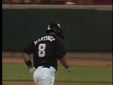 8/1 -Fernando Martinez Home Run Video