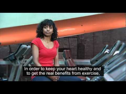 Physical inactivity - Heart Healthy Series [British Sign Language]