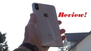 iPhone Xs Max Review l Deutsch