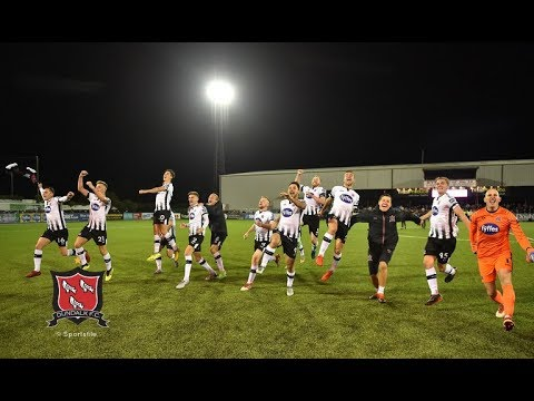 Highlights | Dundalk FC 3-2 Derry City | 25.09.2018