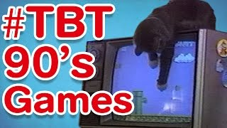 #TBT   90's Games