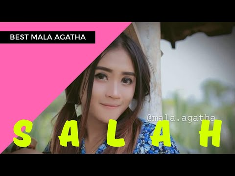 Mala Agatha - Salah ( Official Music Video )