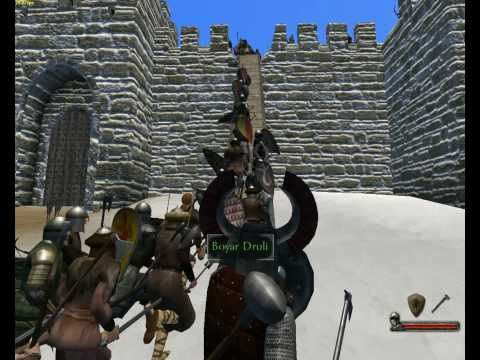 Mount & Blade: Warband - Storming a Castle