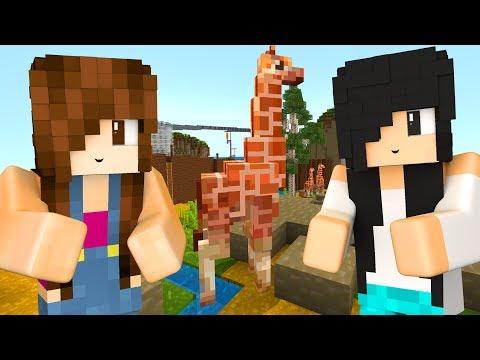 Minecraft - TOUR PELO ZOOLÓGICO