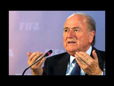 Sepp Blatter confirms intention for run for fifth term as FIFA president