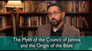 Video: Jews disagreed on the Hebrew Bible canon; different canons listed 5,24,39,46 & 94 books - Brant Pitre