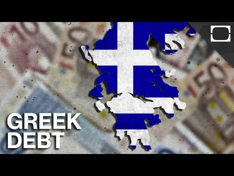 Why Does Greece Have So Much Debt?