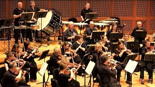 Allegro Orchestra of Lancaster.  Rossini: Overture to the Barber of Seville.  Brian Norcross, cond.