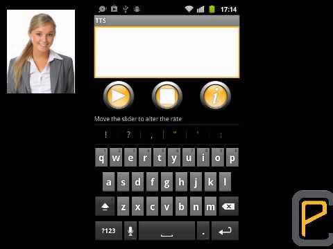 Посмотреть ролик - Katherine US English TTS Voice for Android.