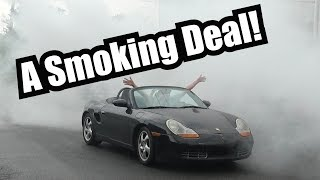 I found The Cheapest Porsche For Sale