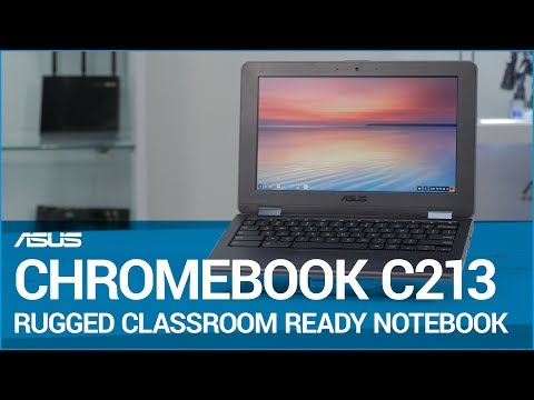 Introducing the Chromebook C213