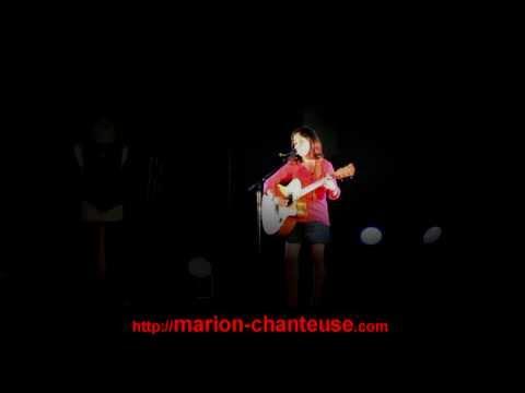 Marion Chanteuse – Concert de Cognac (15 juin 2013)