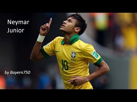 Meilleurs dribbles et buts de Neymar Jr