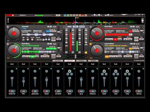 Virtual Dj Pro 7 test mix