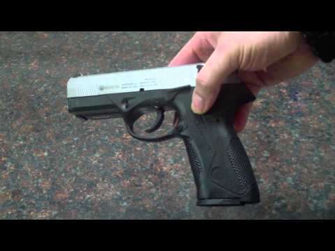 Beretta PX4 Storm vs. FN FNX-9 (Part 1)