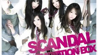 SCANDAL - Shoujo M (少女M) [Temptation Box]