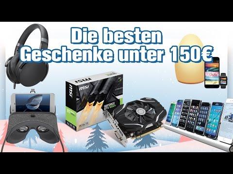 Die Besten Technik-Geschenke Unter 150 Euro (2016) | Deutsch / German