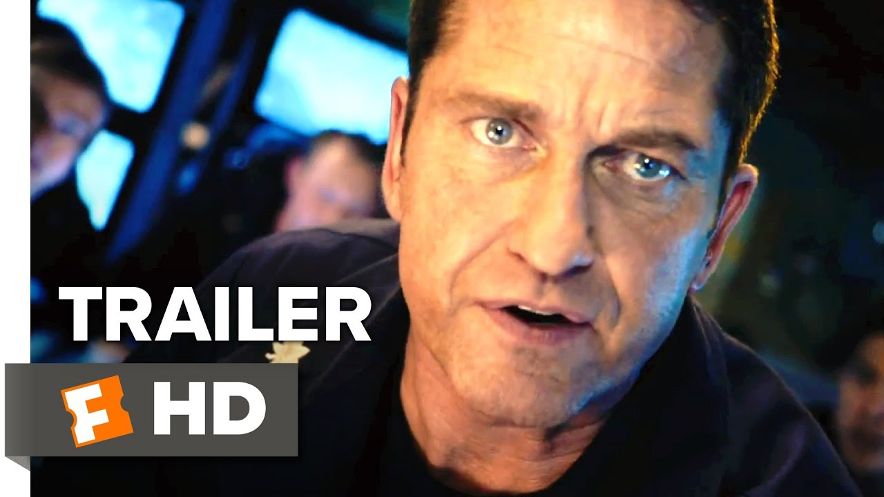 Hunter Killer Trailer #1 (2018) | Movieclips Trailers