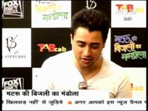 Matru Ki Bijli Ka Mandola Ties Up With Tabcab Ndtv India News 25 Dec 2012 video