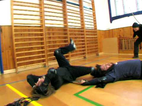 A.R.G.O. WARRIORS: FENCING AND FIGHT TRAINING FOR BATHORY PROJECT (2006)